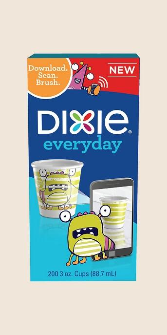 Dixie Everyday 3oz Bath Cups