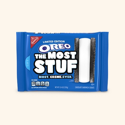 Oreo Most Stuf Cookies - 13.3oz