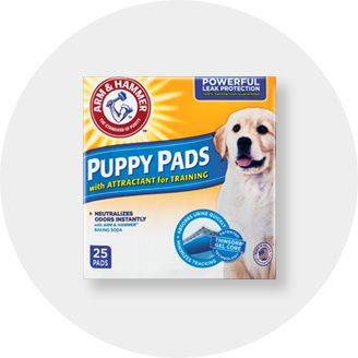 Dog Waste Bags, Training Pads & Clean Up