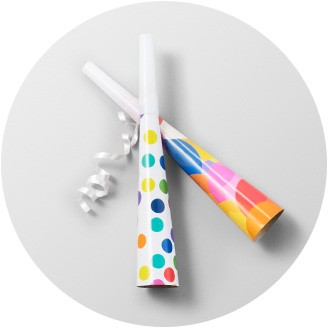 Party Supplies Target