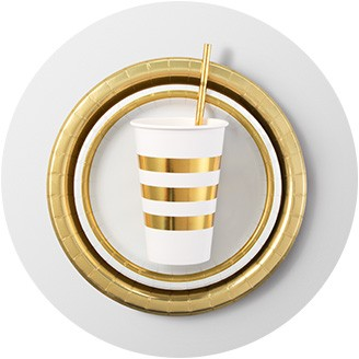 gold  sc 1 st  Target & Party Supplies : Target