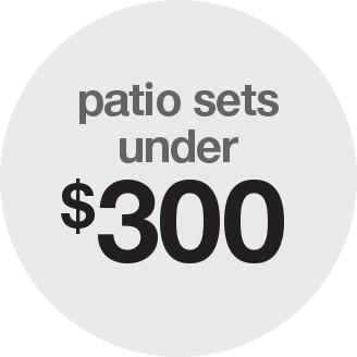 Beautiful ... Patio Sets Under $300; Patio Sets Under $500