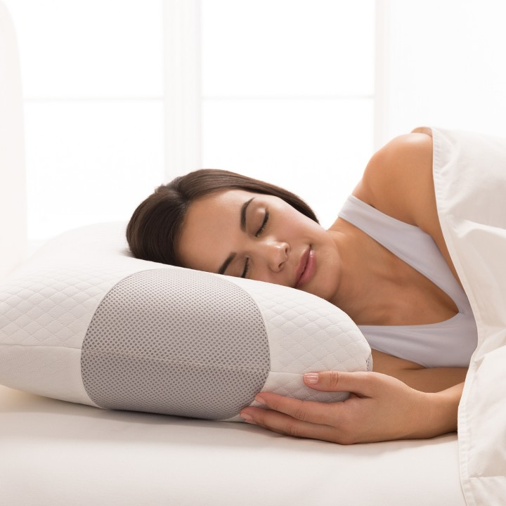 Image result for Choosing a Pillow Based on your Sleeping Styles