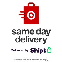 Target.com: 6-Month Trial of Same Day Delivery by Shipt
