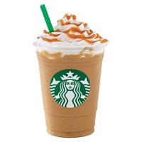 Extra 25% Off Starbucks Frappuccino Blended Beverages