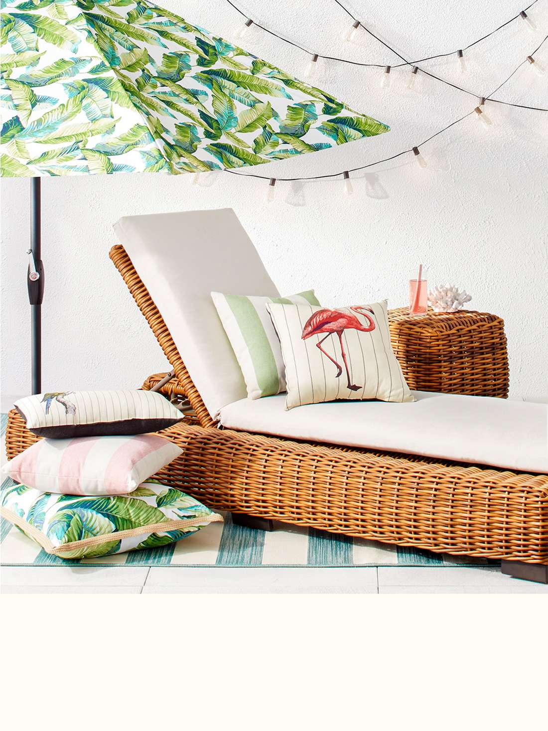 Resort outdoor decor collection explore the look
