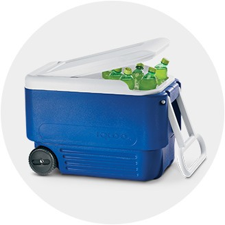 rolling coolers hardsided coolers - Soft Sided Coolers