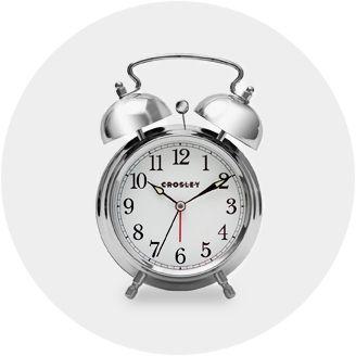 Alarm Clocks & Digital Clocks : Target