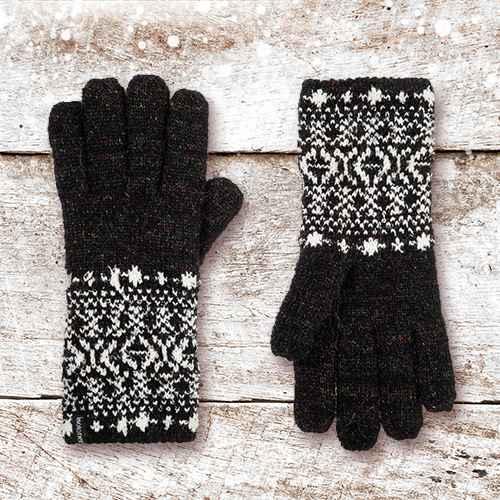 Isotoner Women's Yarn Glove - One Size