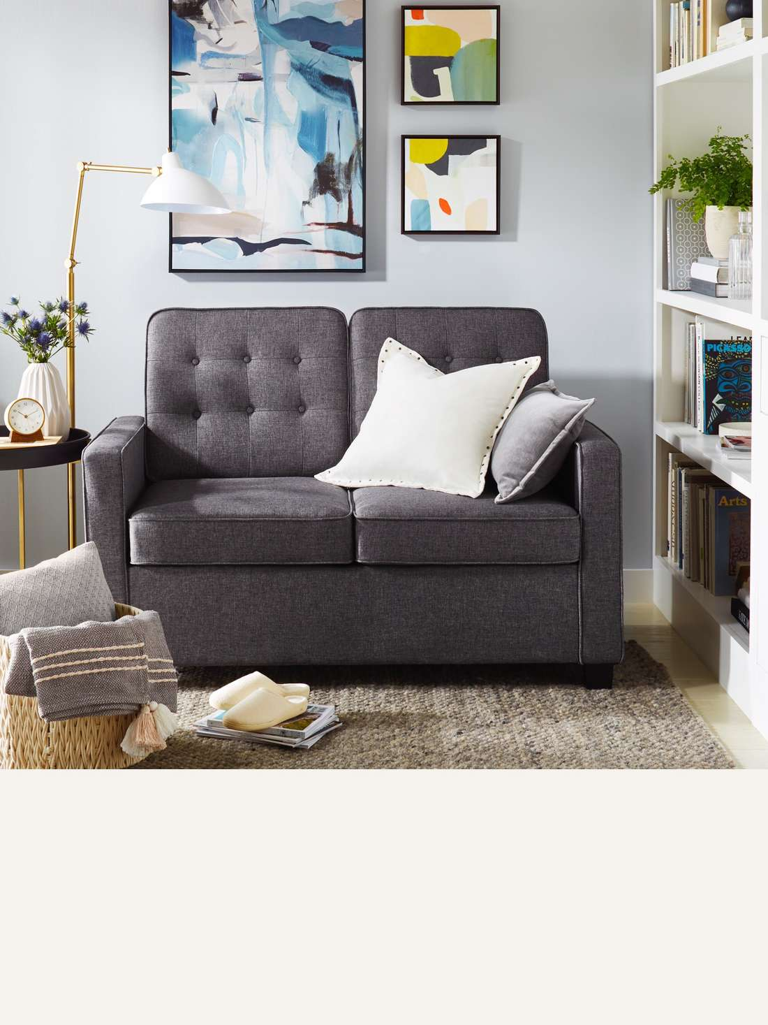 Sleeper sofa also known as a pull out sofa a sleeper sofa is a functional way to turn a study into a guest room browse sleepers