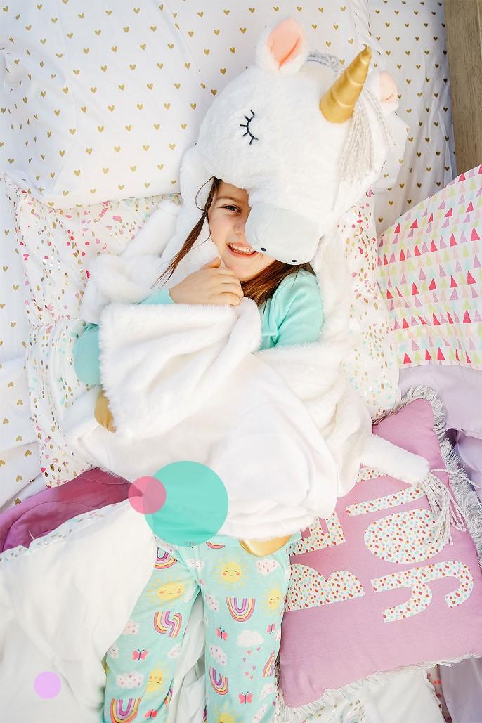 Metallic Hearts Sheet Set - Pillowfort™, Be You Throw Pillow - Pillowfort™, Prism Party Sheet Set - Pillowfort™, Iridescent Comforter Set - Pillowfort™, Just One You® made by carter's Girls' 4pc Elephant Pajama Set - White
