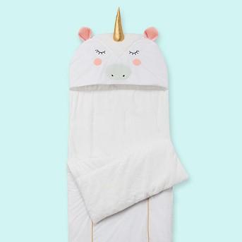 Unicorn Convertible Sleeping Bag - Pillowfort™