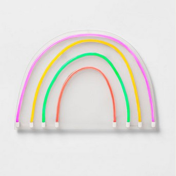 LED Neon Rainbow Sign - Pillowfort™