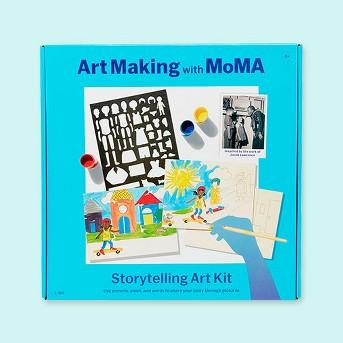Art Making with MoMA Storytelling Art Kit