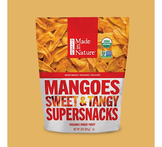 Made in Nature Dried Mango - 3oz