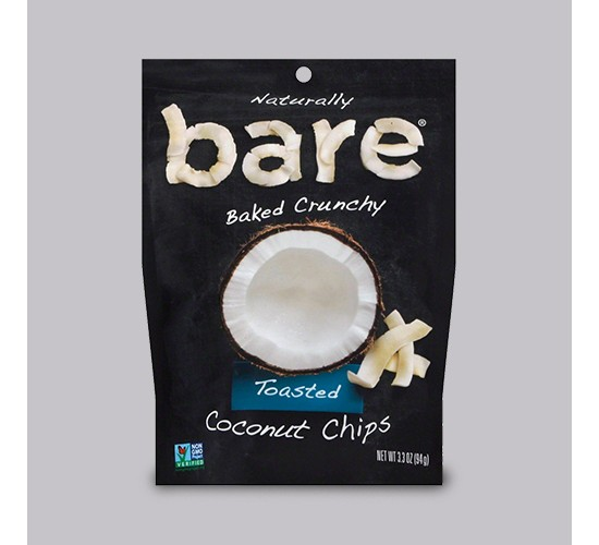 Bare Simply Toasted Coconut Chips - 3.3oz