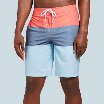 Men's Trooper Board Shorts - Goodfellow & Co™  Red