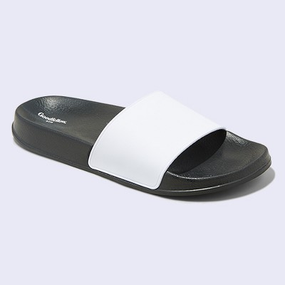 Men's Rickey Slide Sandals - Goodfellow & Co™ White
