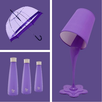 ShedRain Bubble Umbrellas, S'ip by S'well 15oz Stainless Steel Insulated Water Bottle Purple, LumiSource Woopsy Lamp