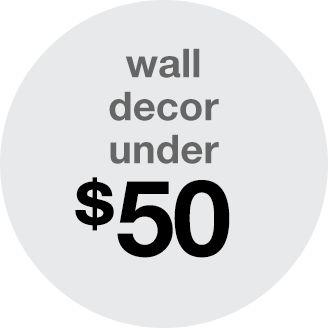 Wall Decor Under 50