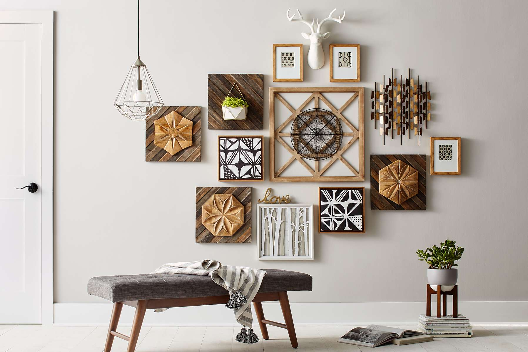 Wall decor target for Wall art design