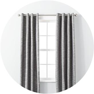 Curtains  sc 1 st  Target & Window Treatments : Target