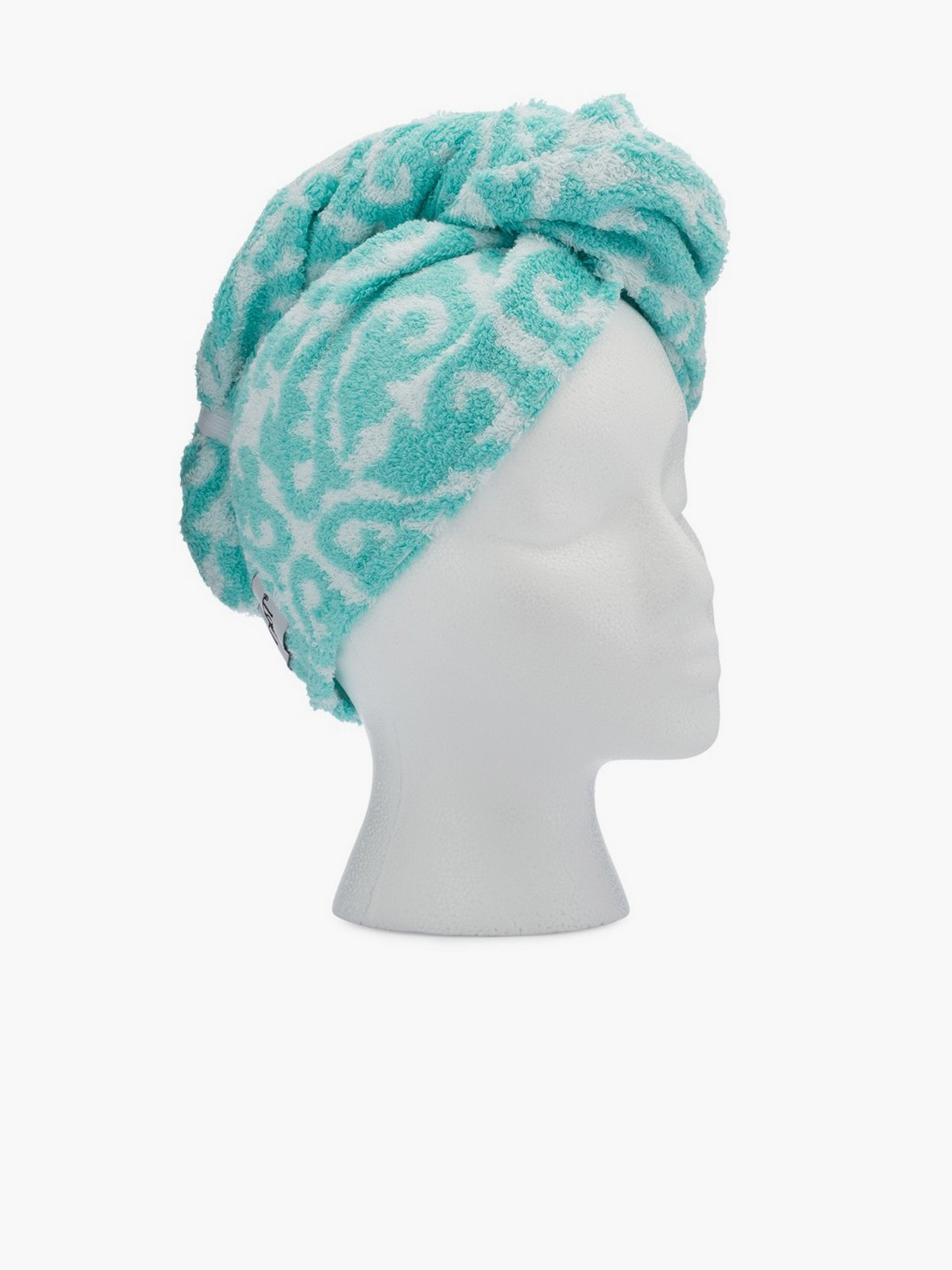 Turbie Twist Cotton Hair Towel